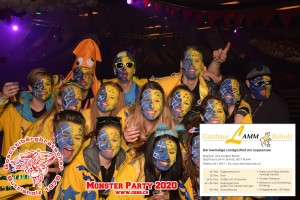Vorfasnacht 2020 - MONSTERPARTY Fotokasten